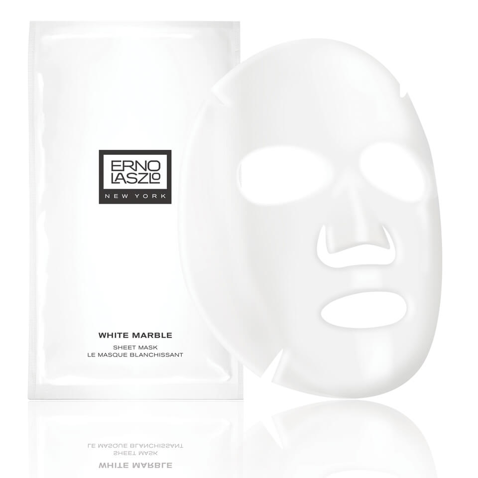 Erno Laszlo White Marble Sheet Mask Free Shipping