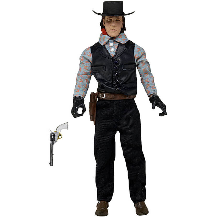 Neca The Hateful Eight Joe Gage 8 Inch Clothed Action