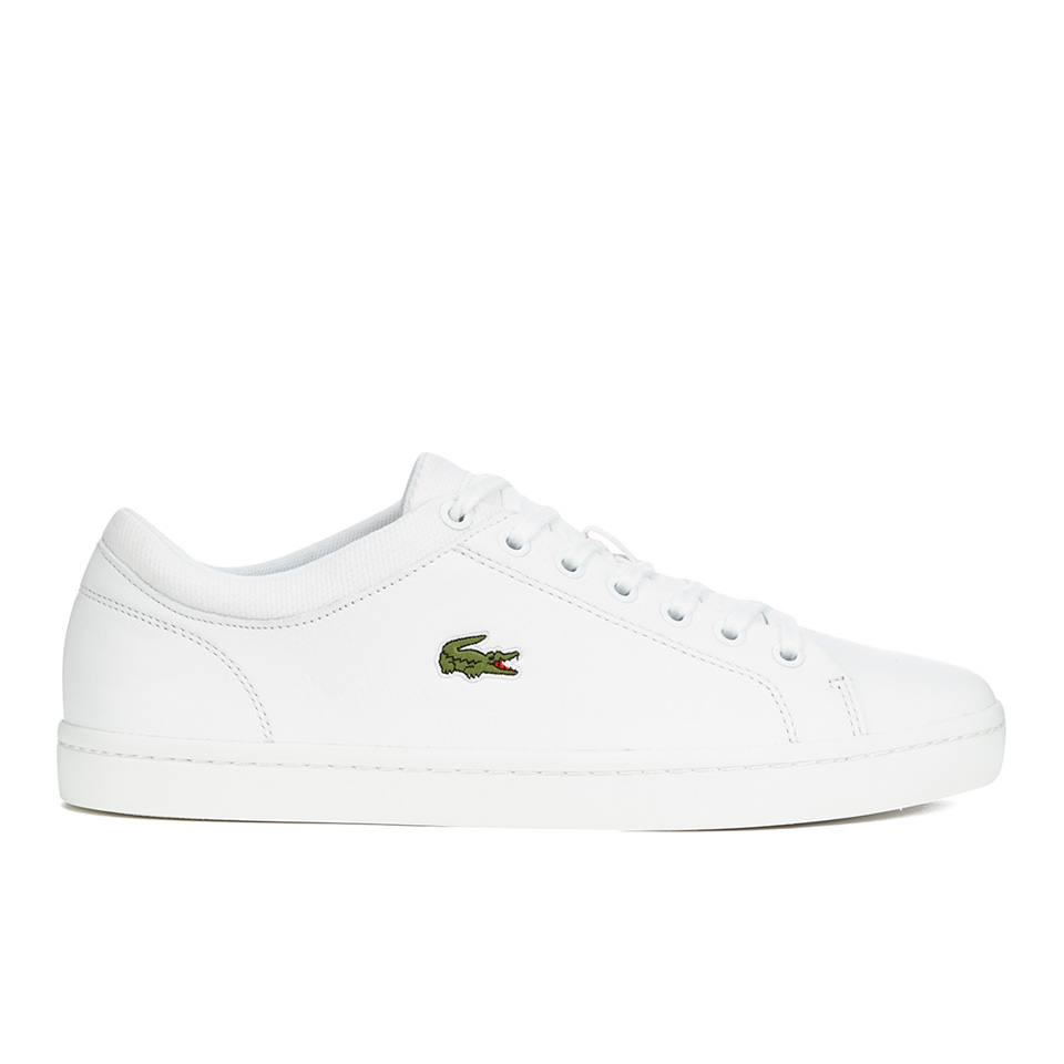 Lacoste Men's Straightset SPT 116 1 Leather Trainers ...