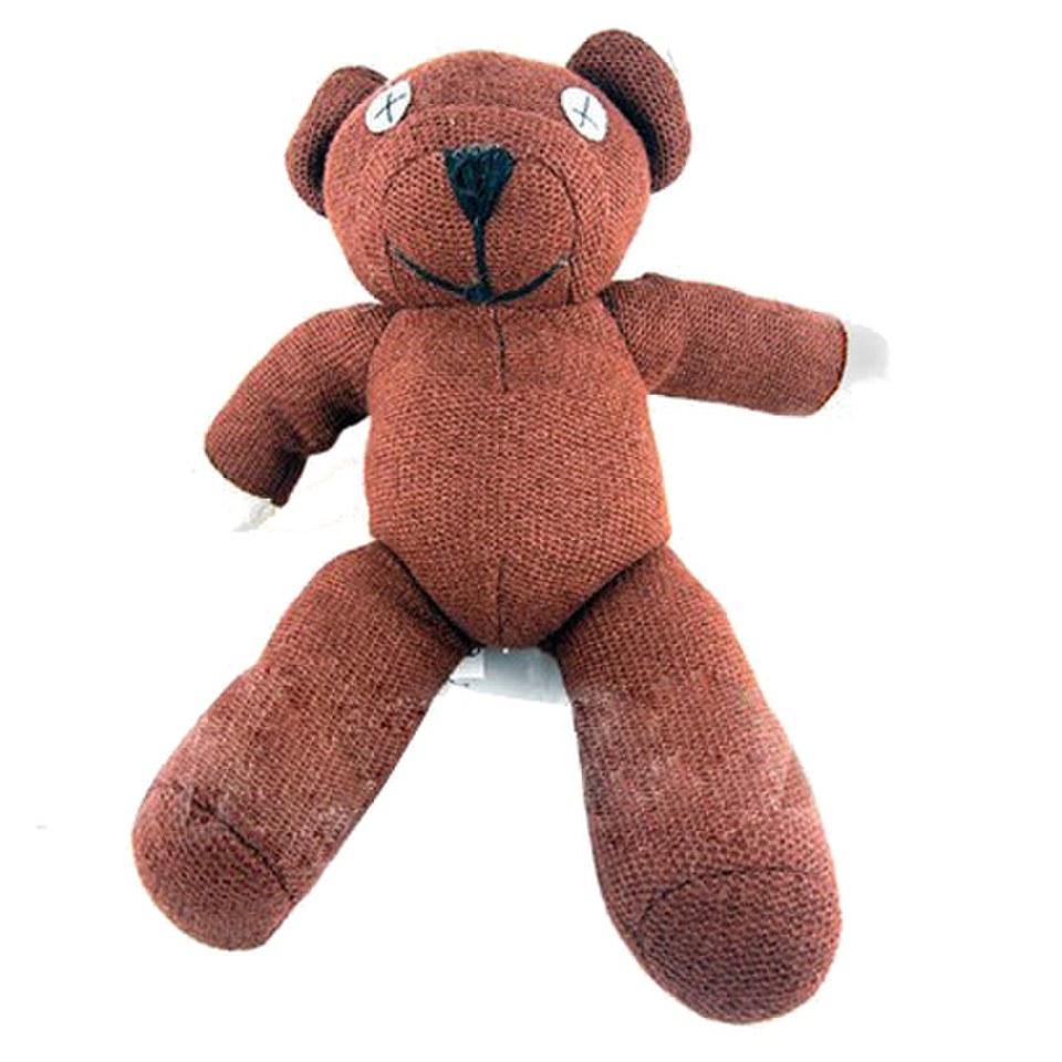 Mr Bean Teddy Plush My Geek Box