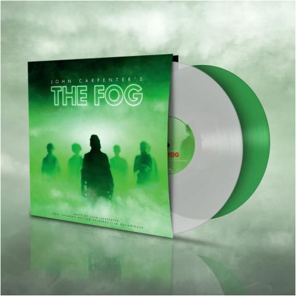 John Carpenter S The Fog The Original Soundtrack Ost