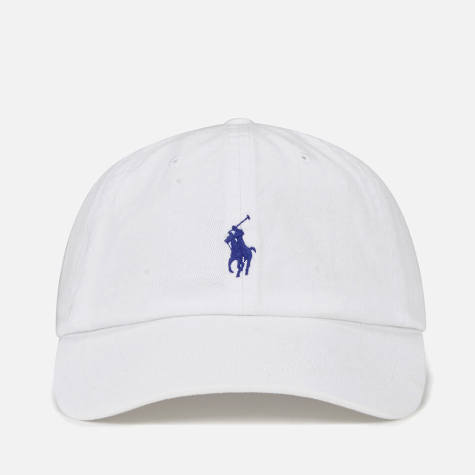fcaa5b579f5ea9 Polo Ralph Lauren Men s Classic Sports Cap - White - Free UK ...