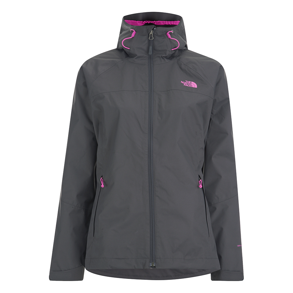 the north face women 39 s sequence jacket asphalt grey damenbekleidung. Black Bedroom Furniture Sets. Home Design Ideas