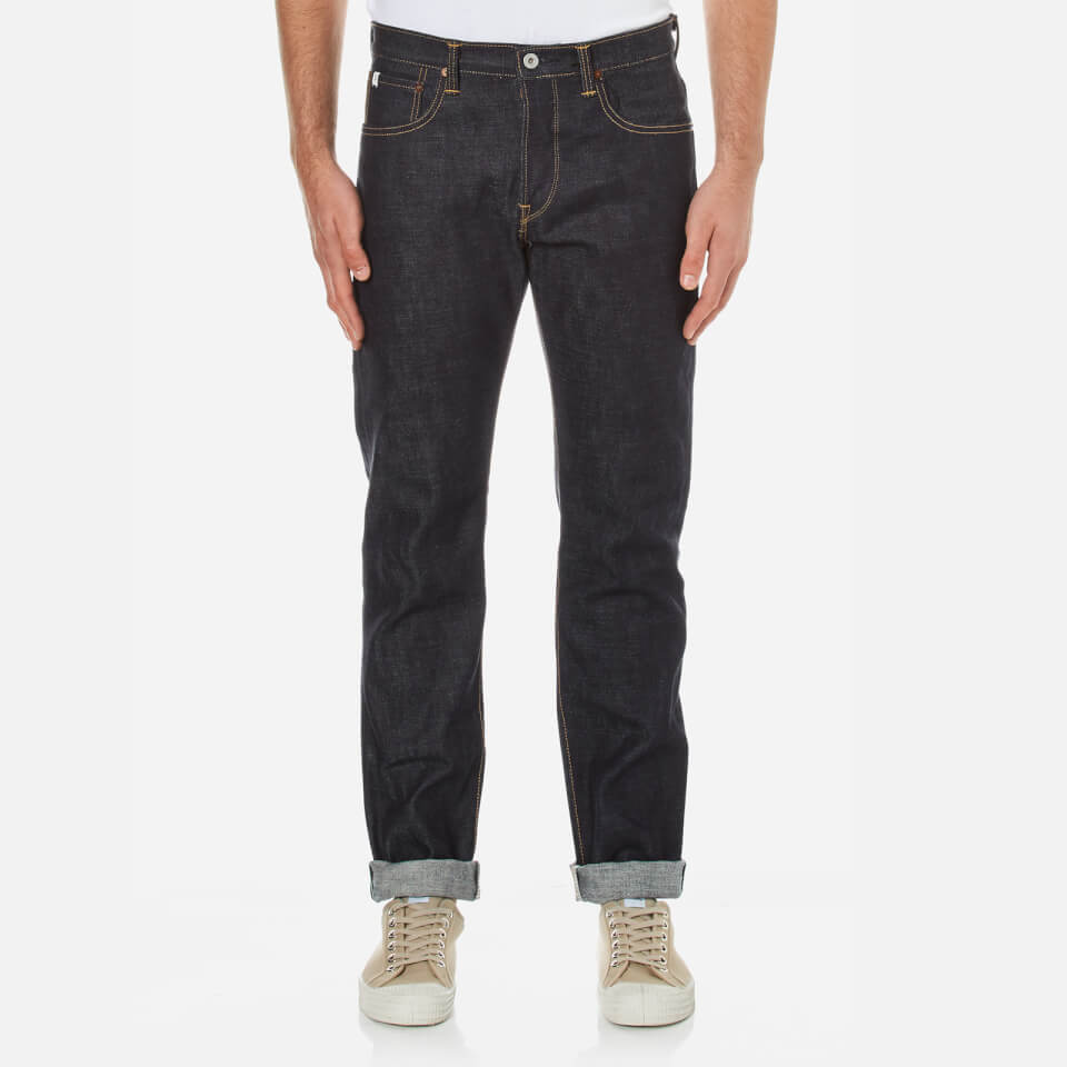Edwin Men S Classic Regular Tapered Jeans Raw State Mens