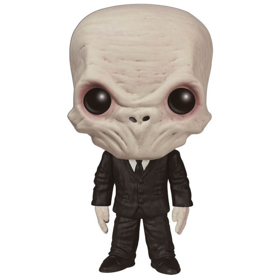 Doctor Who The Silence Pop Vinyl Figure Merchandise Zavvi