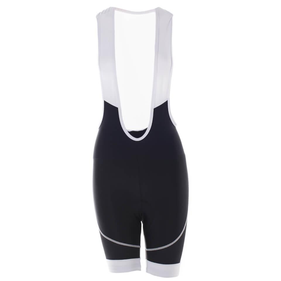 Primal Women's Onyx Prisma Bib Shorts - Black/White | Bukser
