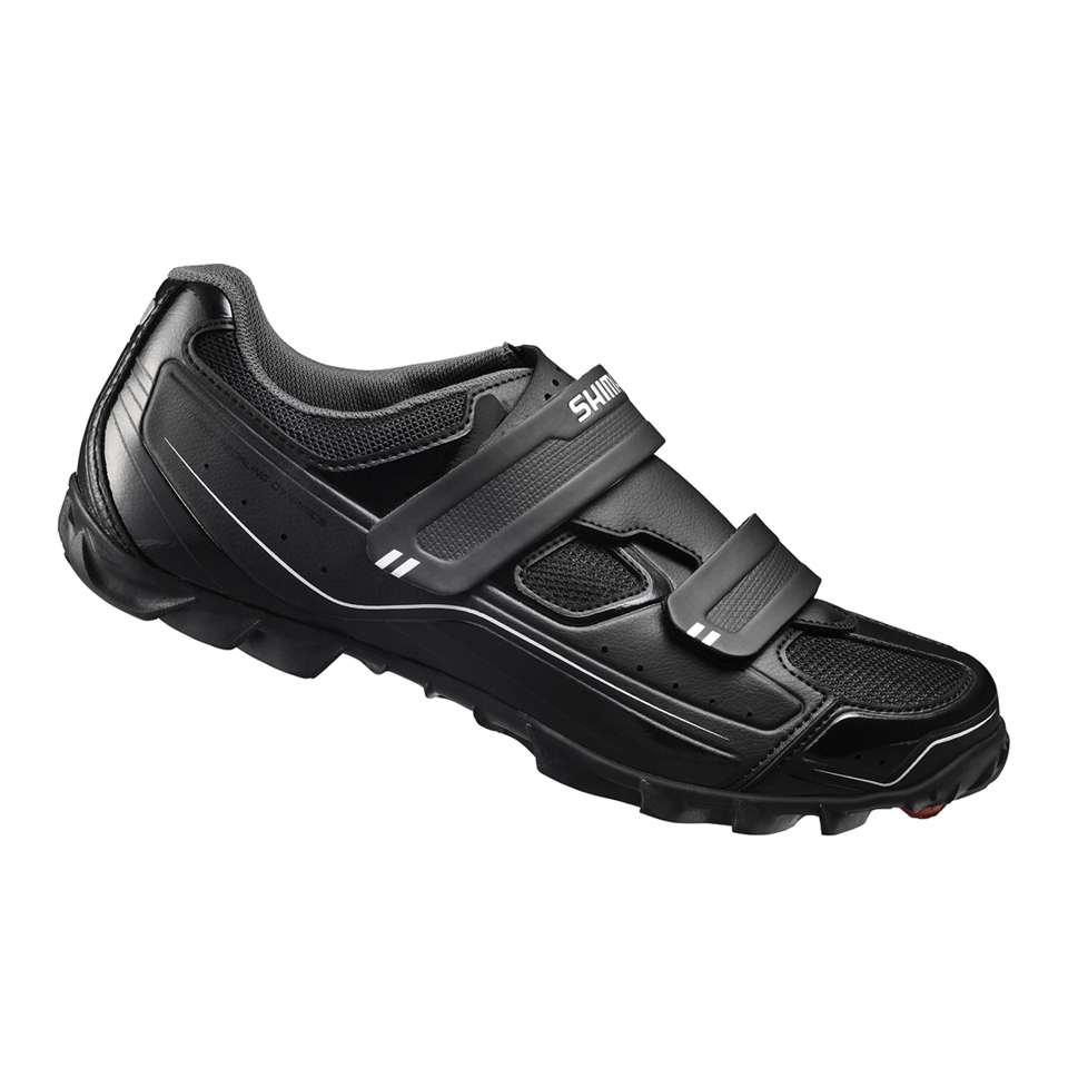 Shimano M065 SPD Cycling Shoes Black | Shoes and overlays