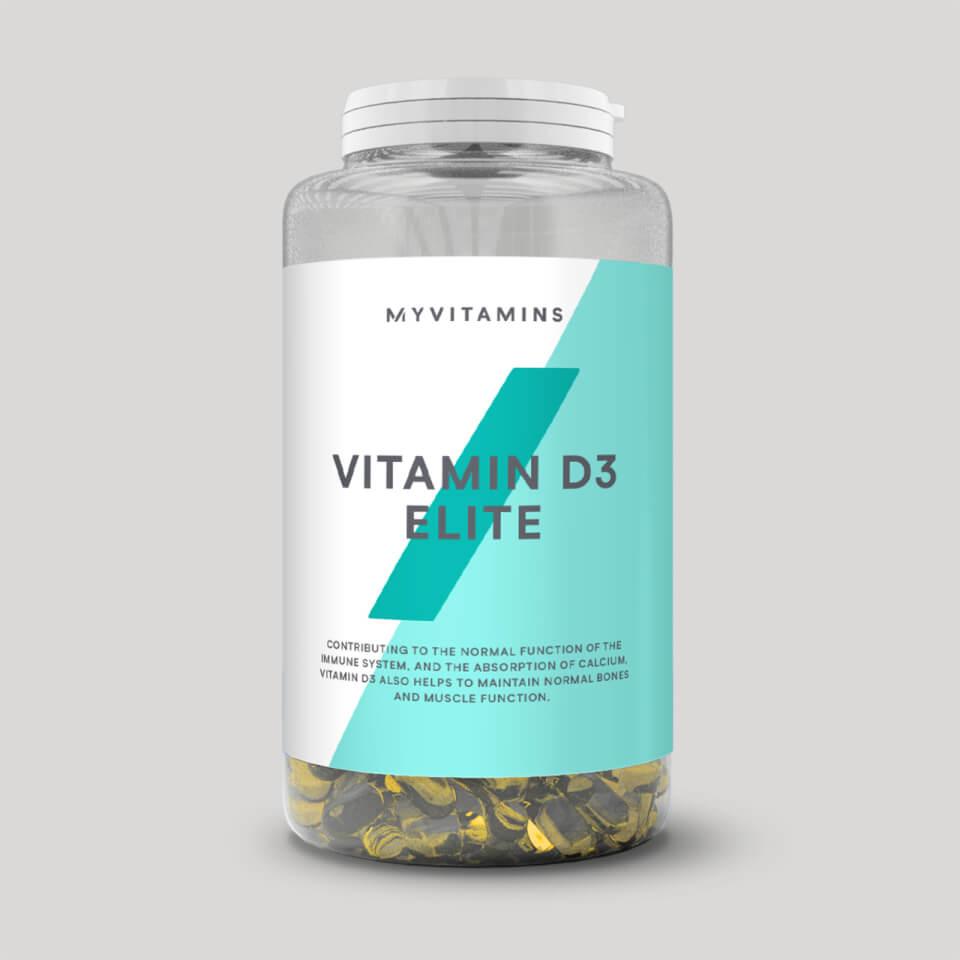 Myprotein Vitamin D3 Elite | Misc. Nutrition