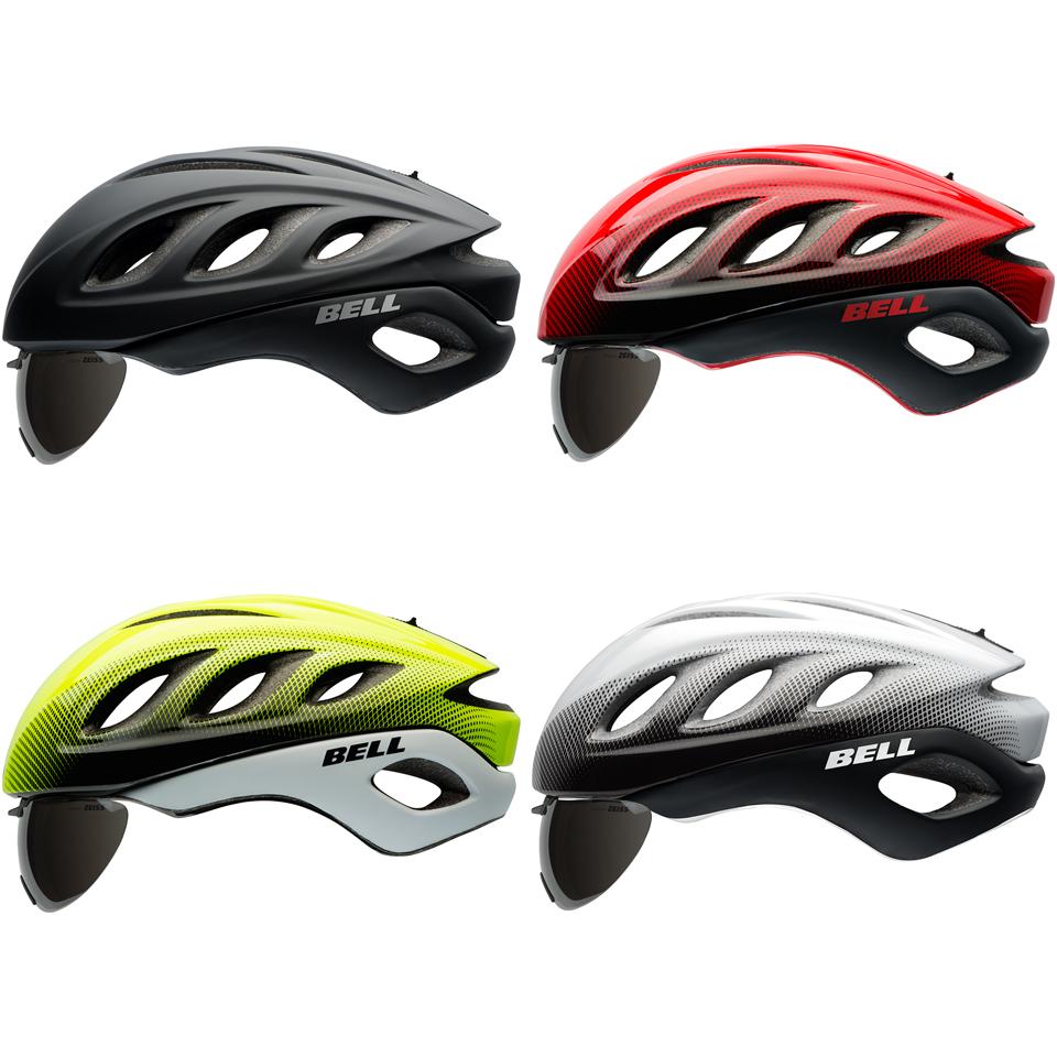 Bell Star Pro Shield Helmet - Black Red | Helmets