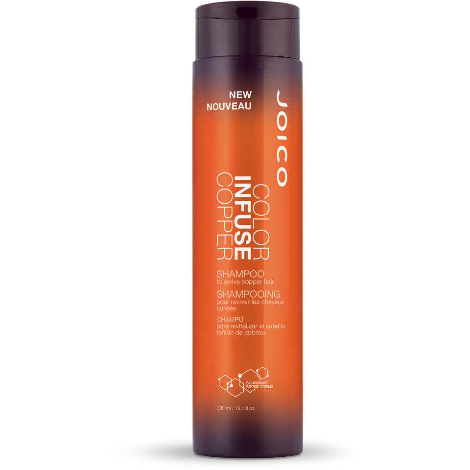 Joico Color Infuse Copper Shampoo 300ml | Free Shipping | Lookfantastic