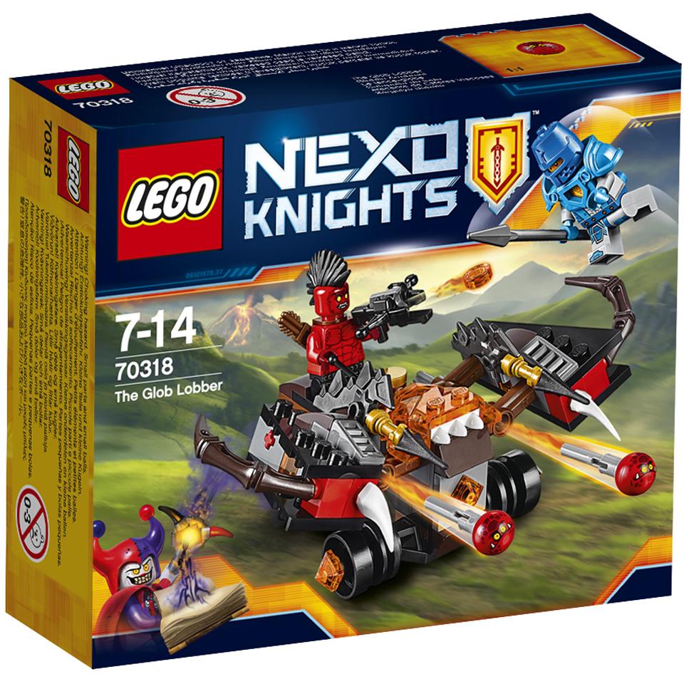 LEGO Nexo Knights: The Glob Lobber (70318) Toys | TheHut.com
