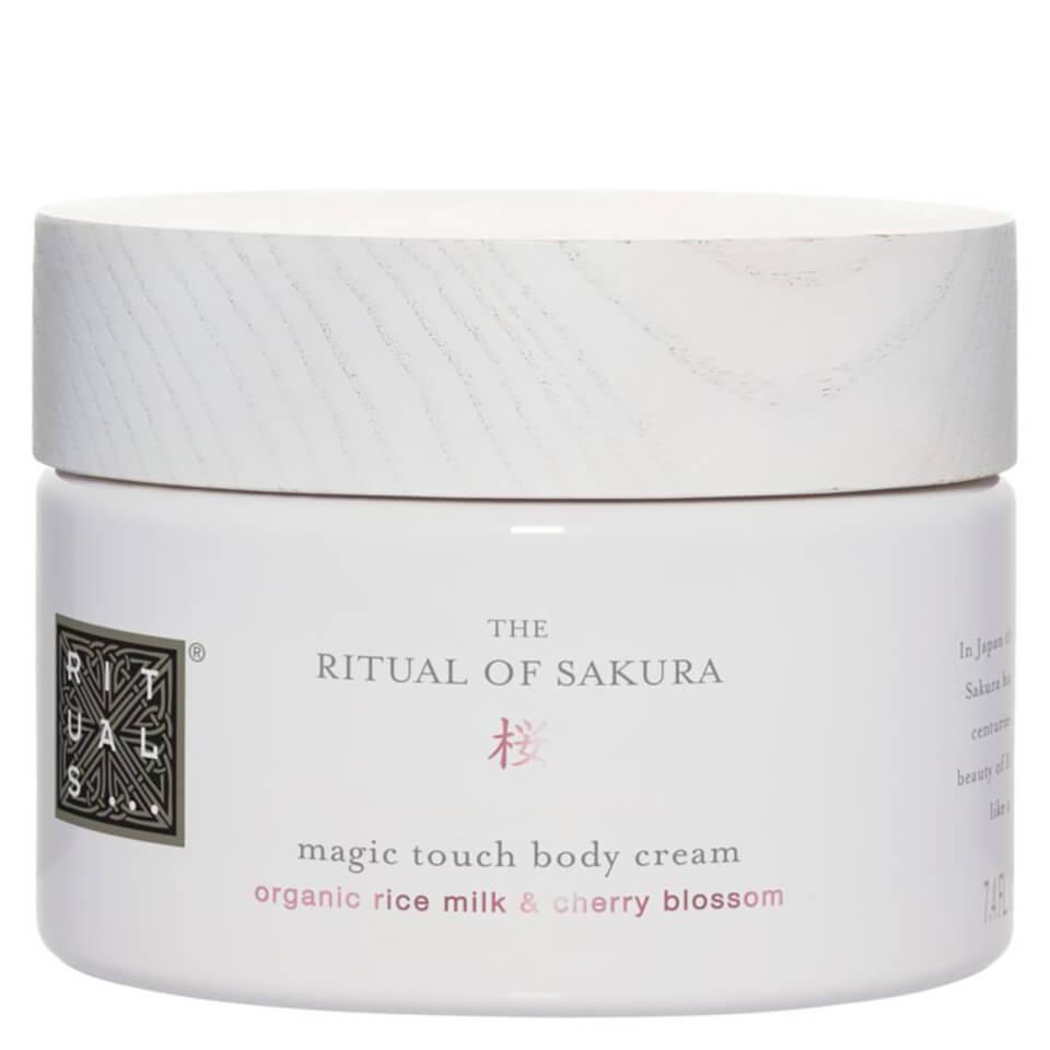 rituals the ritual of sakura body cream 220ml free. Black Bedroom Furniture Sets. Home Design Ideas