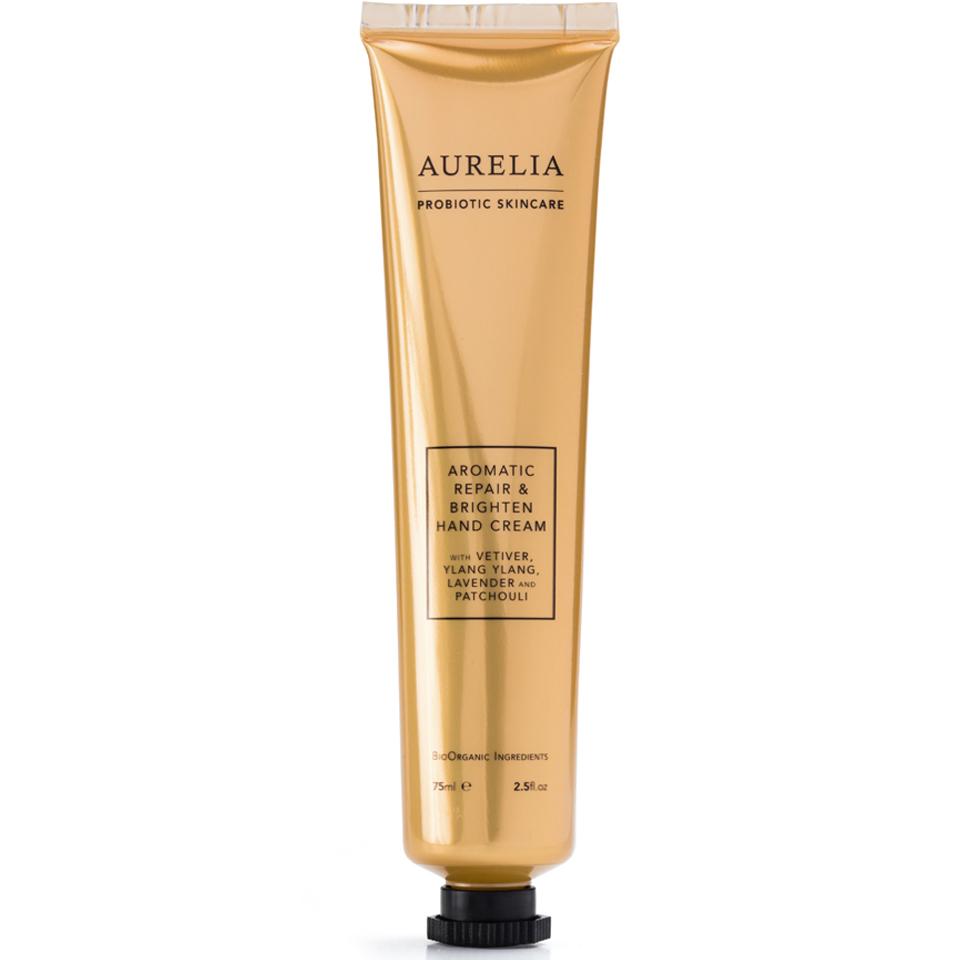 Aurelia Probiotic Skincare Aromatic Repair & Brighten Hand Cream ...