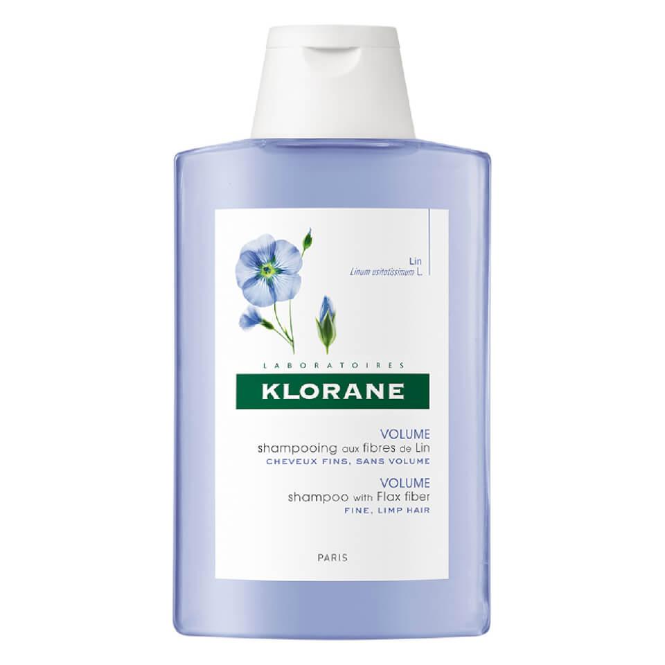KLORANE Shampoo with Flax Fiber 200ml | Reviews | SkinStore