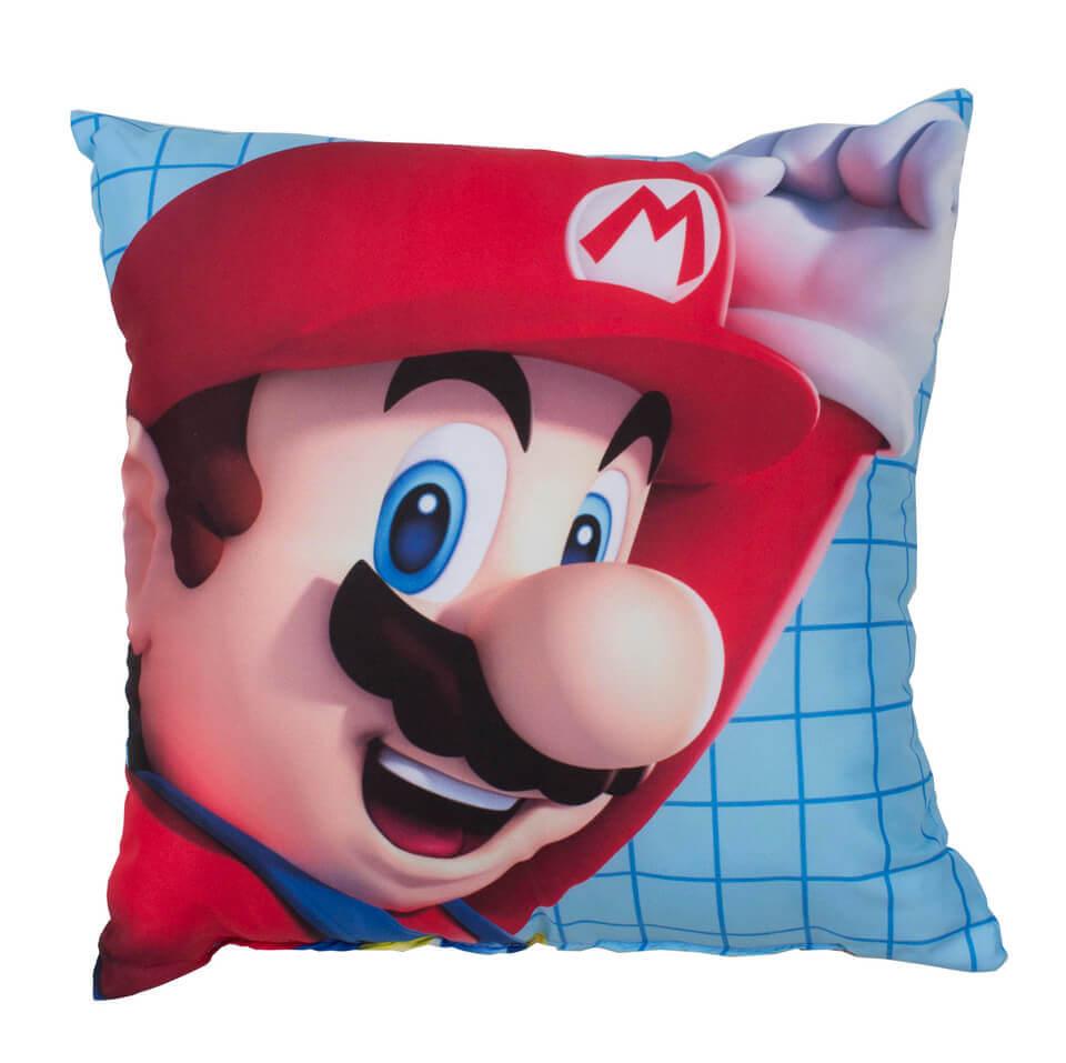 new super mario bros 2 wall stickers large nintendo uk store mario square cushion
