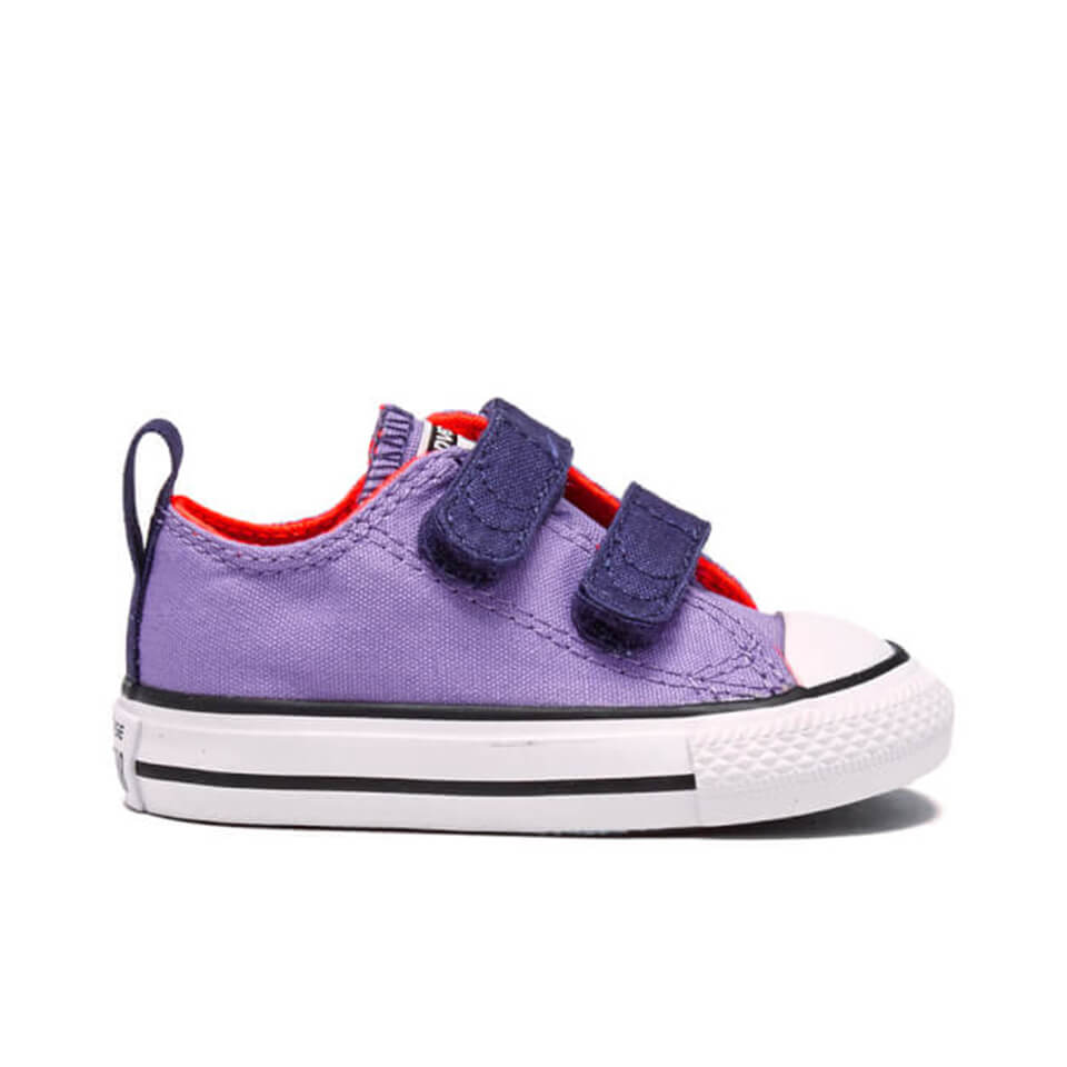 Taylor Toddlers' Chuck All Star Lilaceggplantwhite Converse Trainers Frozen qSVLpUMGz
