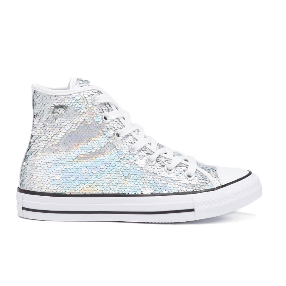 Converse Women S Chuck Taylor All Star Holiday Party Hi