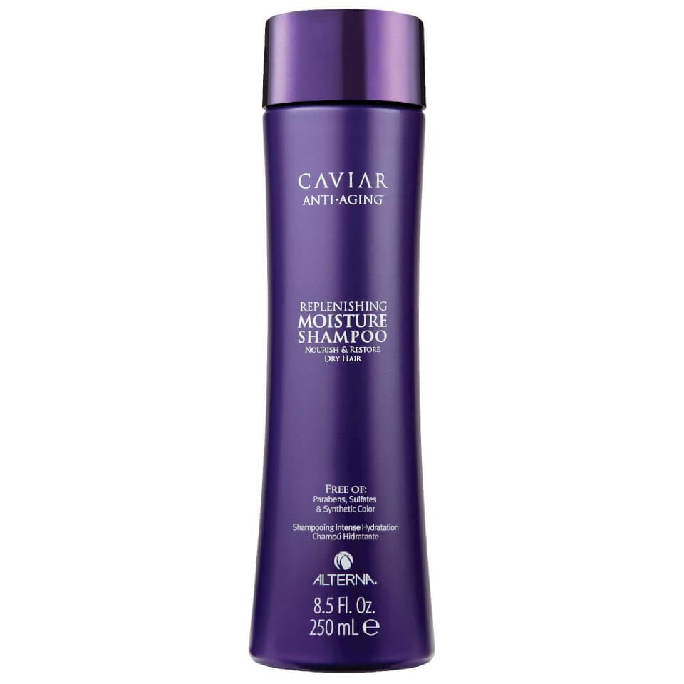 Alterna Caviar Anti Aging Replenishing Moisture Shampoo 8