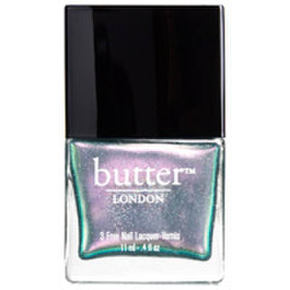 butter LONDON 3 Free Nail Lacquer - Petrol Overcoat