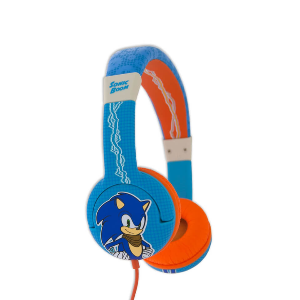 Sonic Boom Children's On-Ear Headphones Electronics