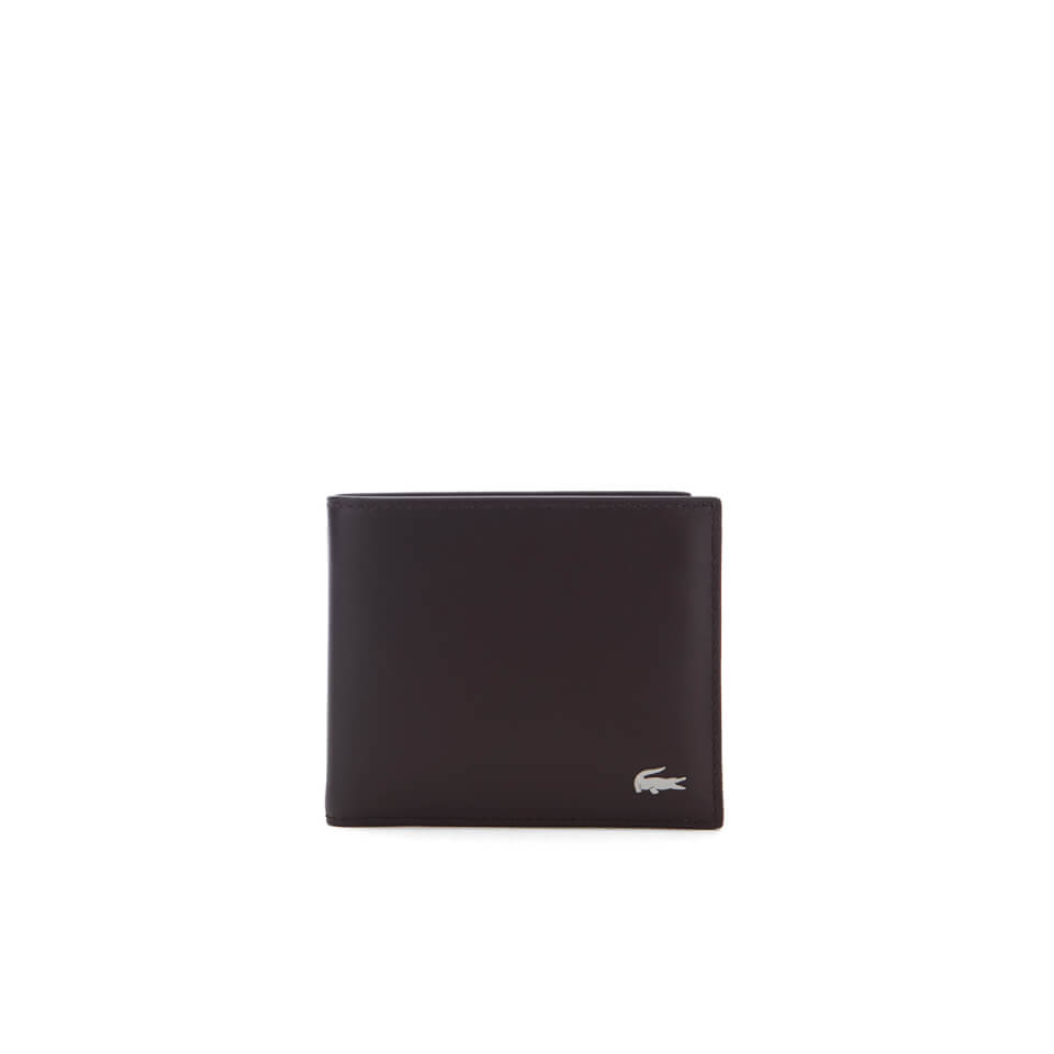 22c0ae91b Lacoste Men s Large Billfold Wallet - Brown Mens Accessories ...