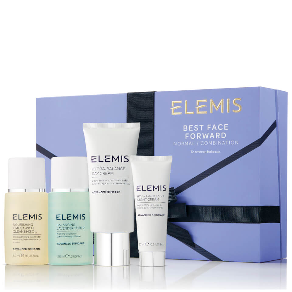 Elemis best face forward collection for normal to combination skin elemis best face forward collection for normal to combination skin worth 69 free shipping reviews lookfantastic sciox Gallery