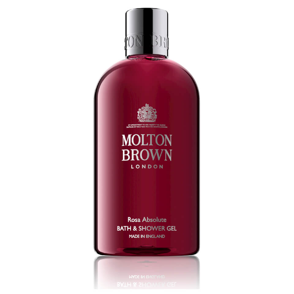Molton Brown Rosa Absolute Bath And Shower Gel 300ml Buy