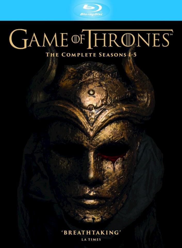 Game of Thrones (2011) SEASON 5 Complete 720p WEB-DL x264 [Hindi Sub + English] 400MB