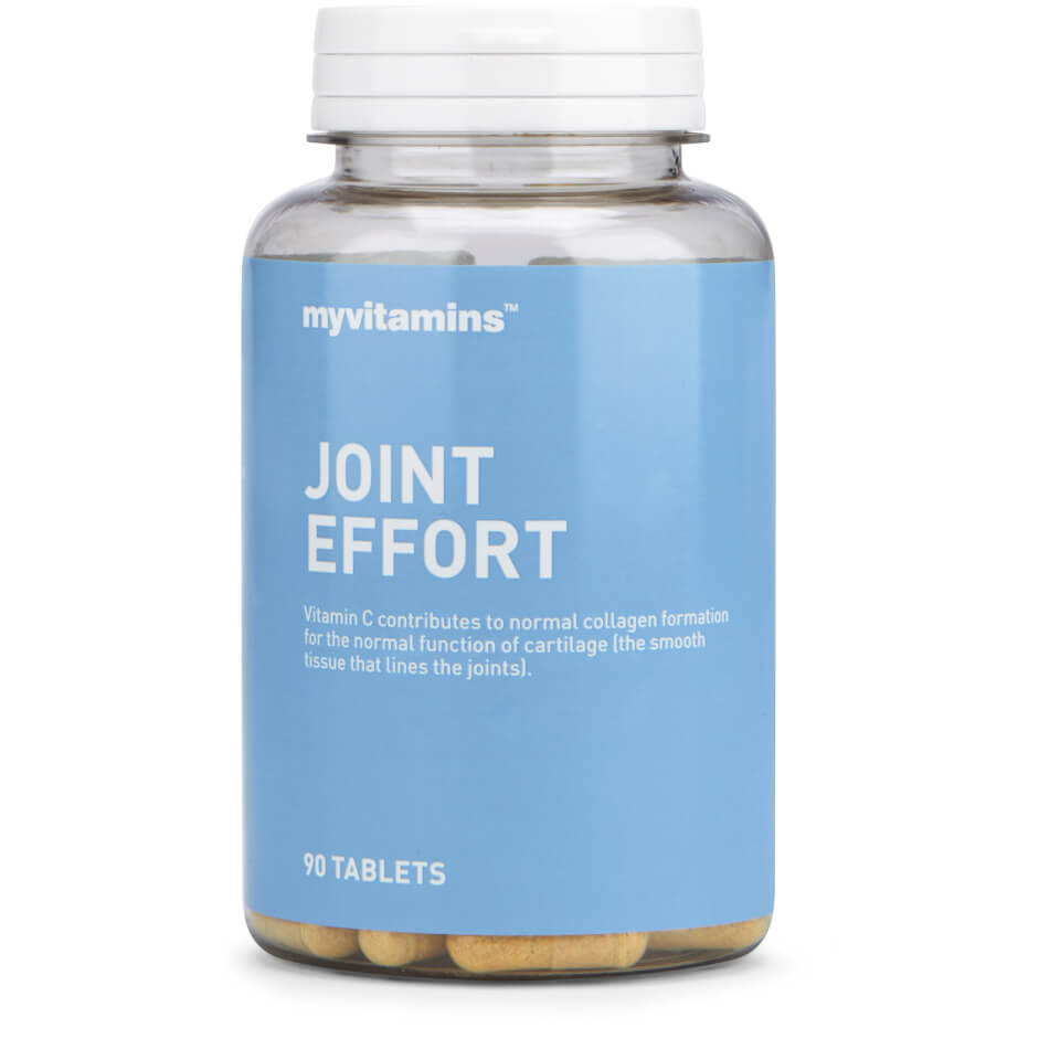 Joint Effort Vitamins For Joints Myvitamins