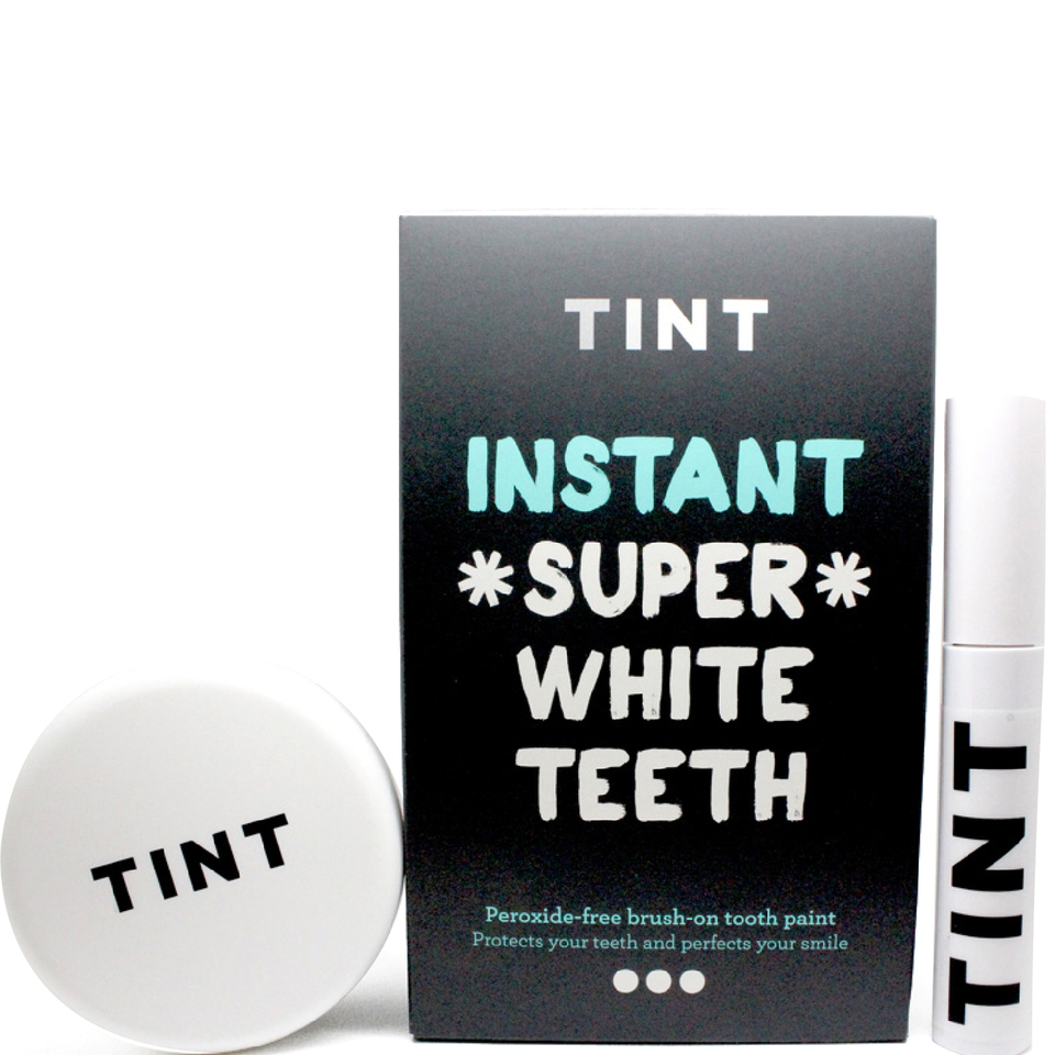 Tint Instant Super White Teeth Tooth Paint Free Shipping
