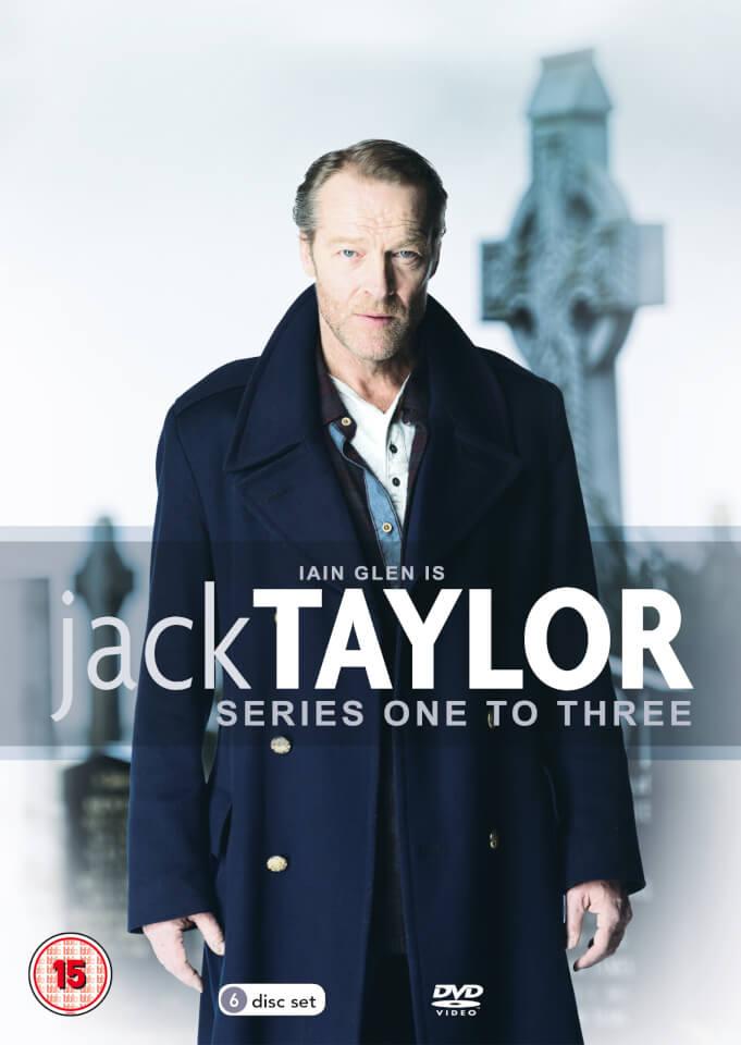 Jack Taylor Serie