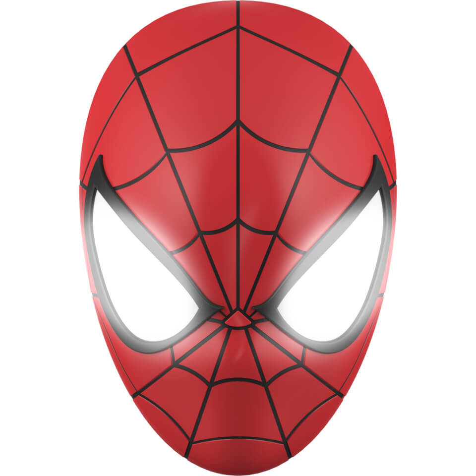 Marvel 3d Wall Light Spiderman Pop In A Box Uk