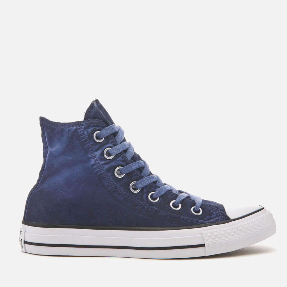 Converse Chuck Taylor All Star Hi-Top Trainers - Obsidian Black White -  Free UK Delivery over £50 52764cc49
