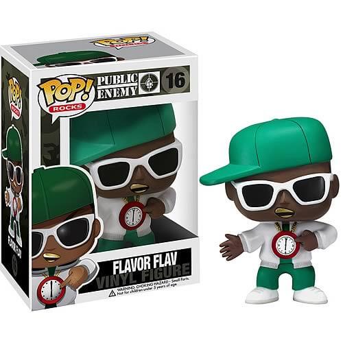 Funko Flava Flav Pop Vinyl Pop In A Box Canada