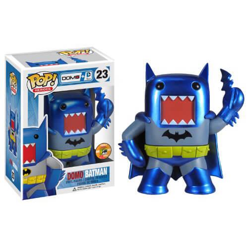 Funko Domo Batman Metallic Sdcc 2013 Exclusive Pop