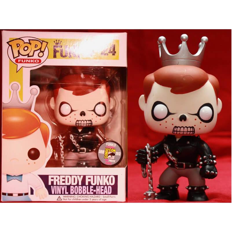 Funko Ghost Rider Freddy Pop Vinyl Pop In A Box Uk