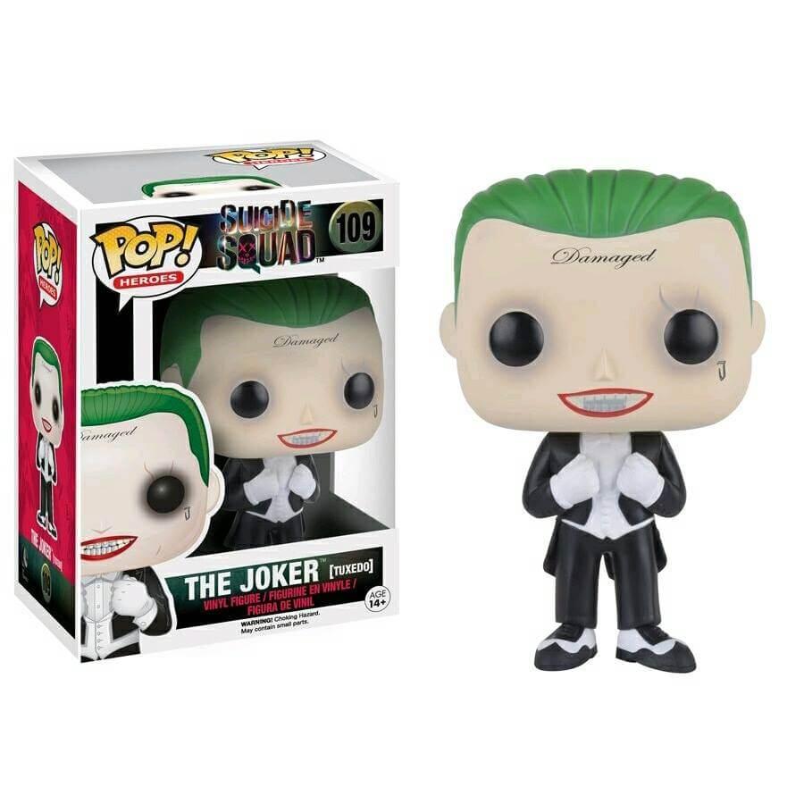 Funko The Joker Tuxedo Pop Vinyl Pop In A Box Uk