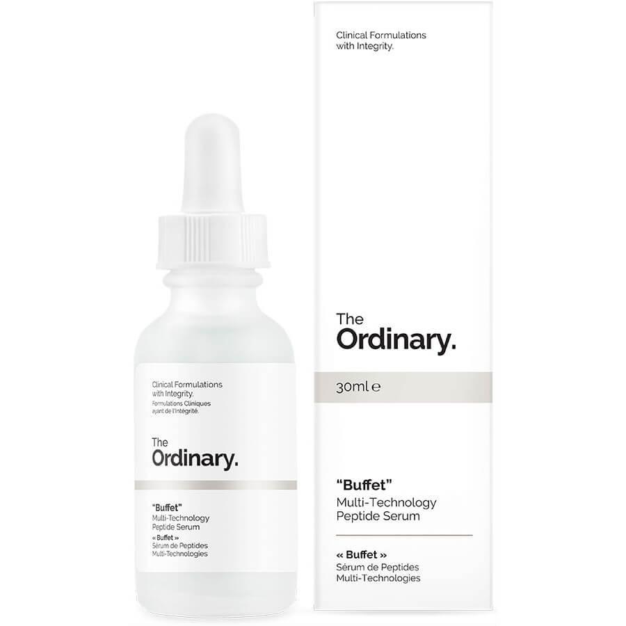 Serum trị mụn, giảm thâm, cân bằng nhờn The Ordinary Niacinamide 10% + Zinc 1% 30ml