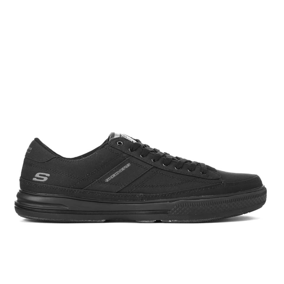 Skechers USA Mens Arcade Chat Low Top