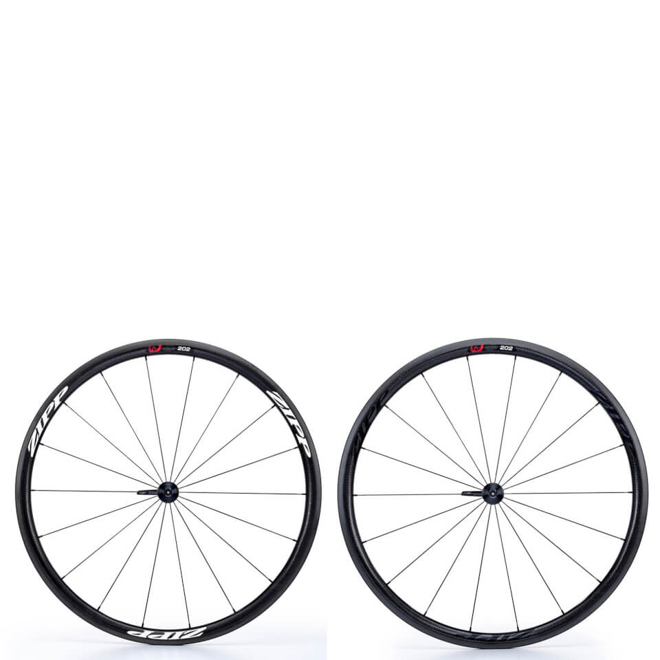 Zipp 202 Firecrest Carbon Clincher Front Wheel | Forhjul