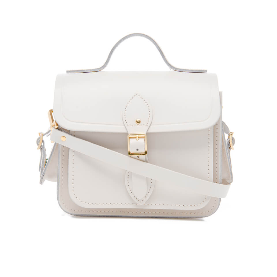 be41e6cea9e The Cambridge Satchel Company Women s Traveller Bag with Side Pockets - Clay  - Free UK Delivery over £50