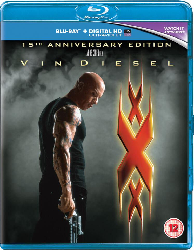 XXX - 15th Anniversary Edition Blu-ray   Zavvi