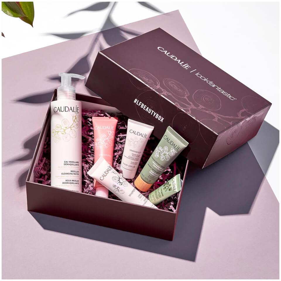 Lookfantastic X Caudalie Limited Edition Beauty Box Worth