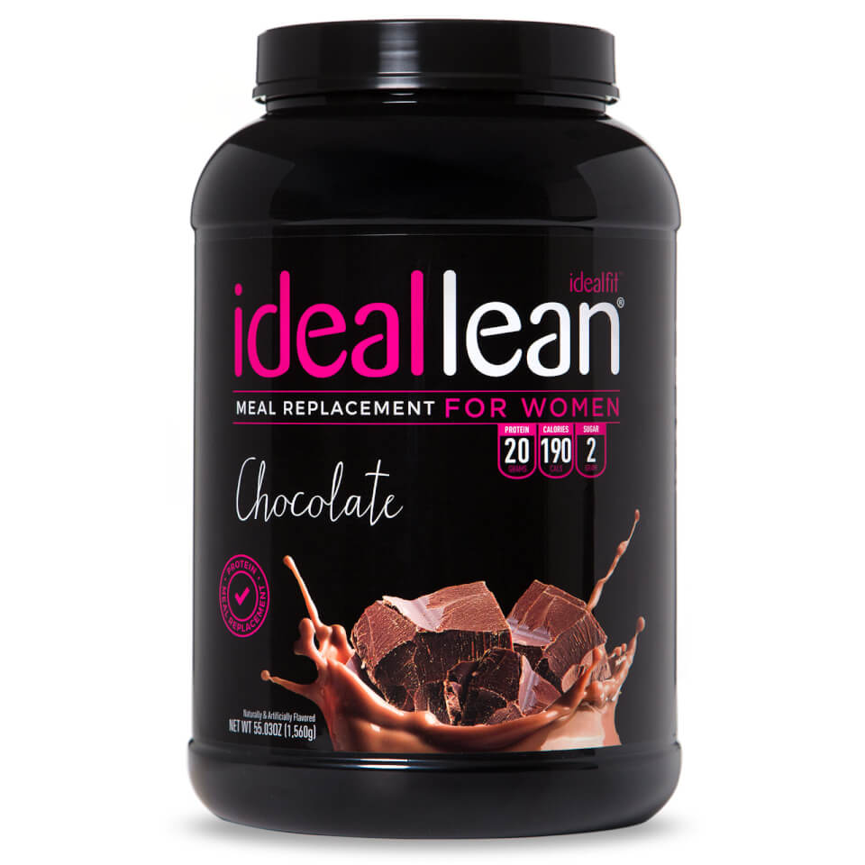 Chocolate Meal Replacement Shake For Women
