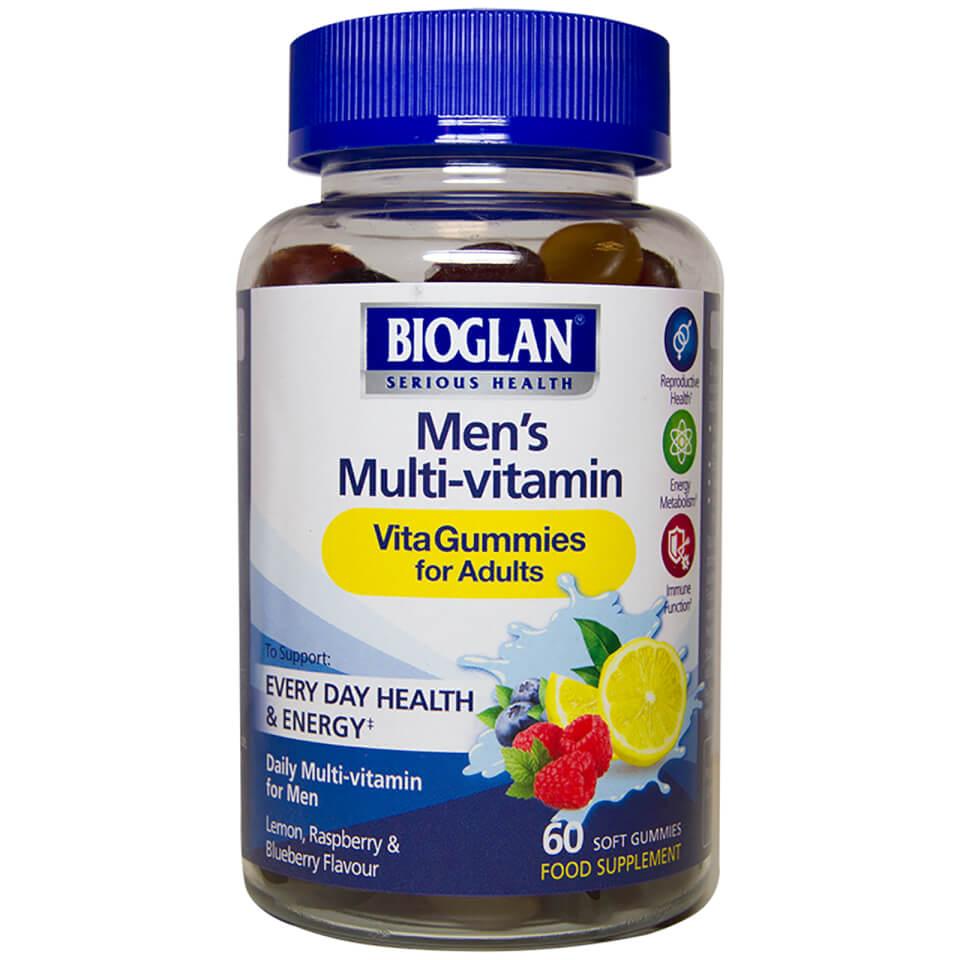 Buy Bioglan Men's Multi-Vitamin VitaGummies - 60 Gummies