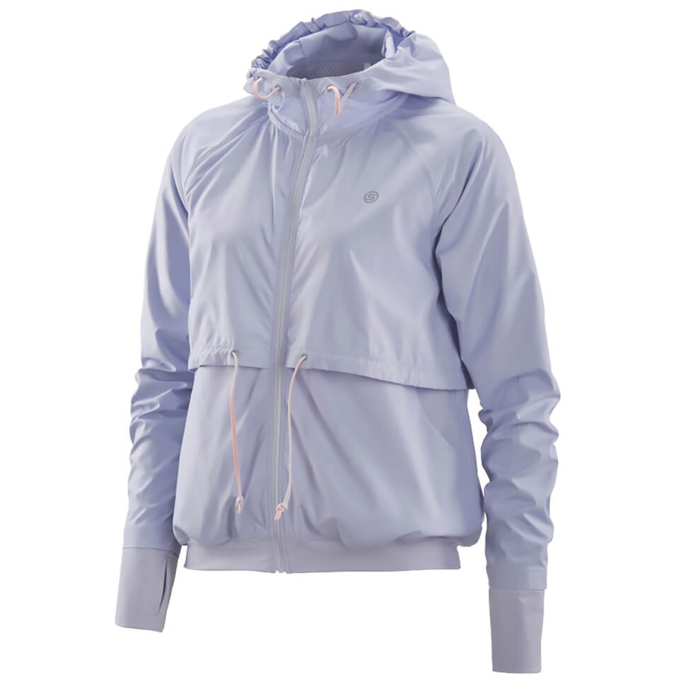 Skins Plus Women's Distort Lightweight Jacket - Sora | Jackets