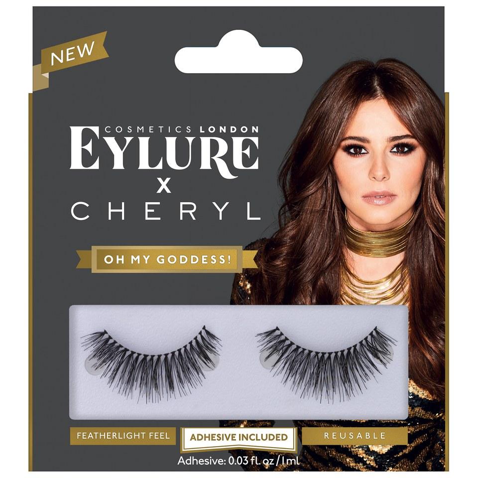 Awe Inspiring Eylure Cheryl Evening Lash Oh My Goddess Free Delivery Hairstyles For Men Maxibearus