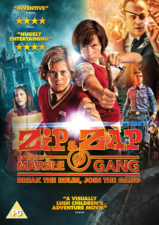 Zip Amp Zap And The Marble Gang Dvd Zavvi