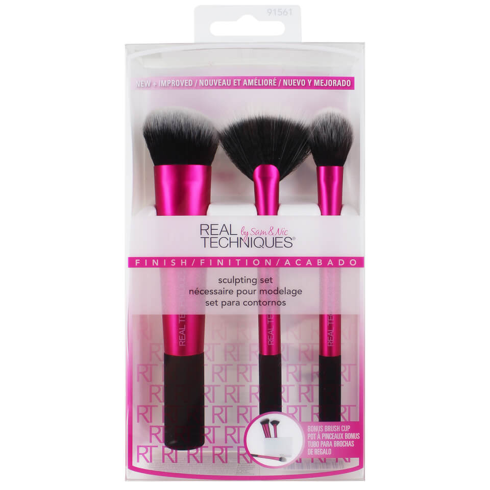 Real Techniques Sculpting Set Free Us Shipping