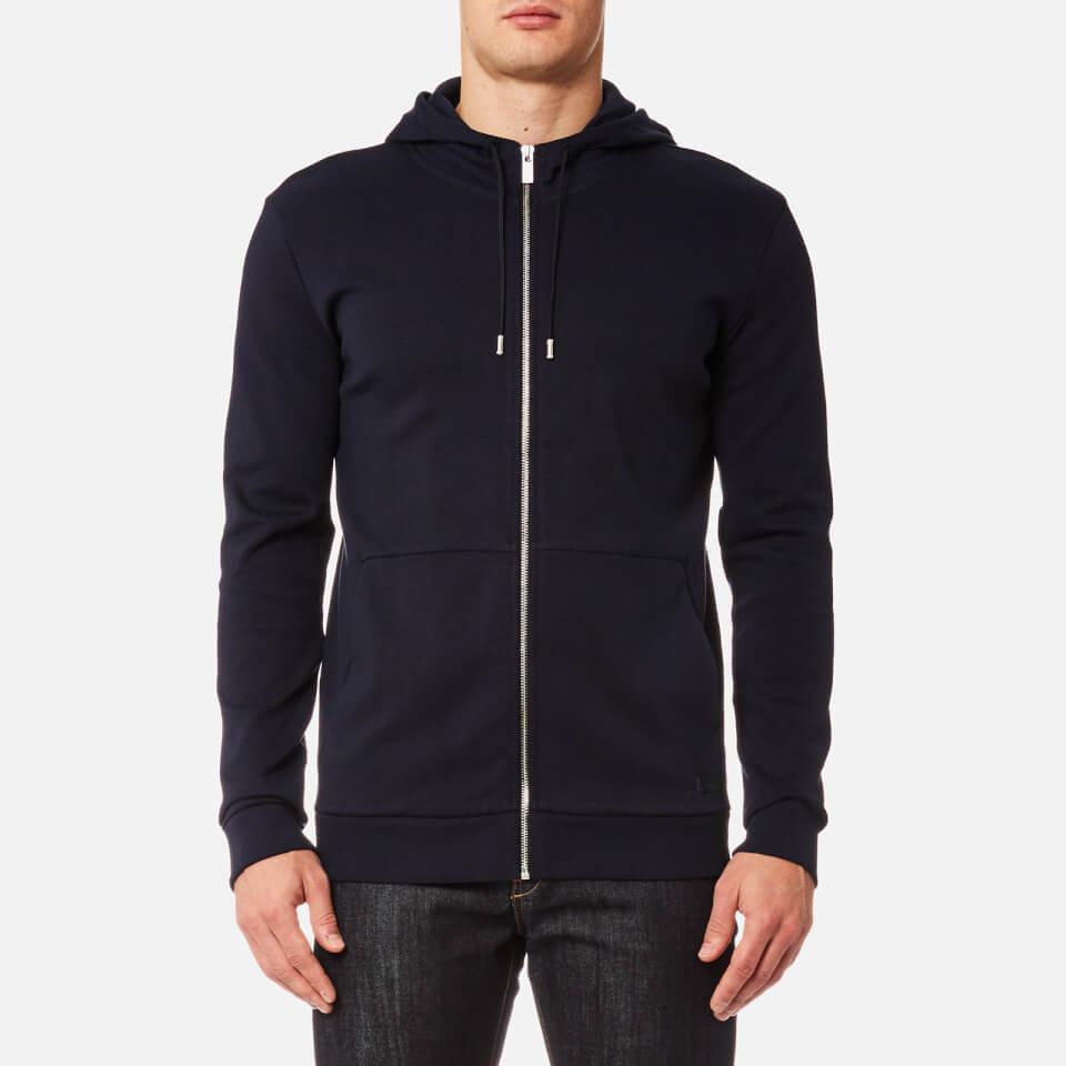 618f368c3 HUGO Men's Dattis Hoody - Navy Mens Clothing | TheHut.com